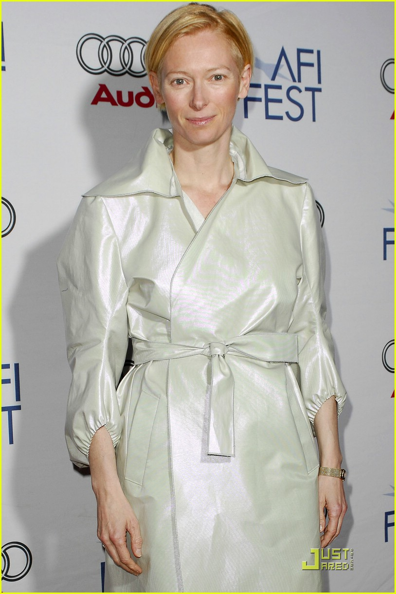 tilda swinton afi film festival tribute 05