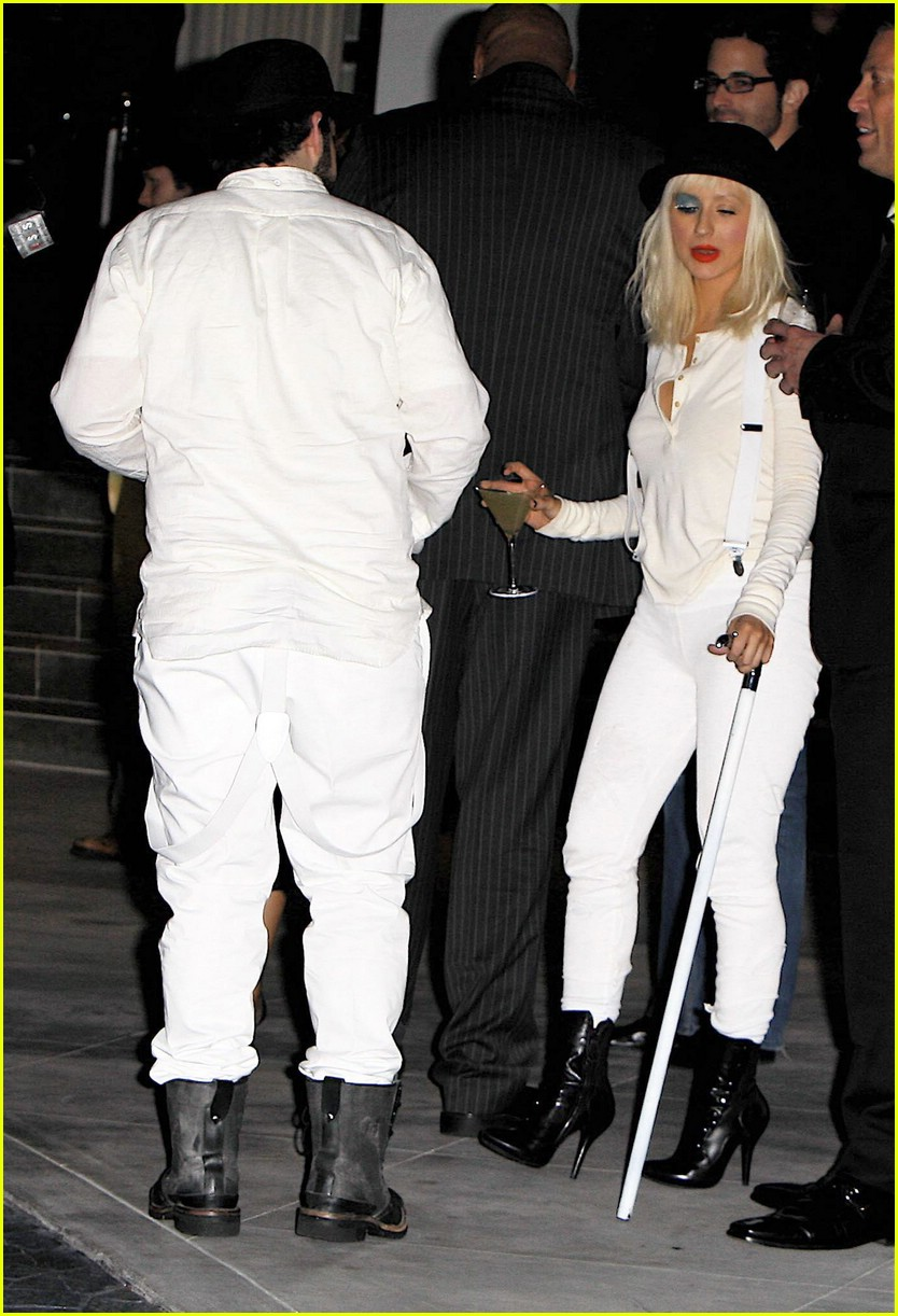 christina aguilera clockwork orange 10