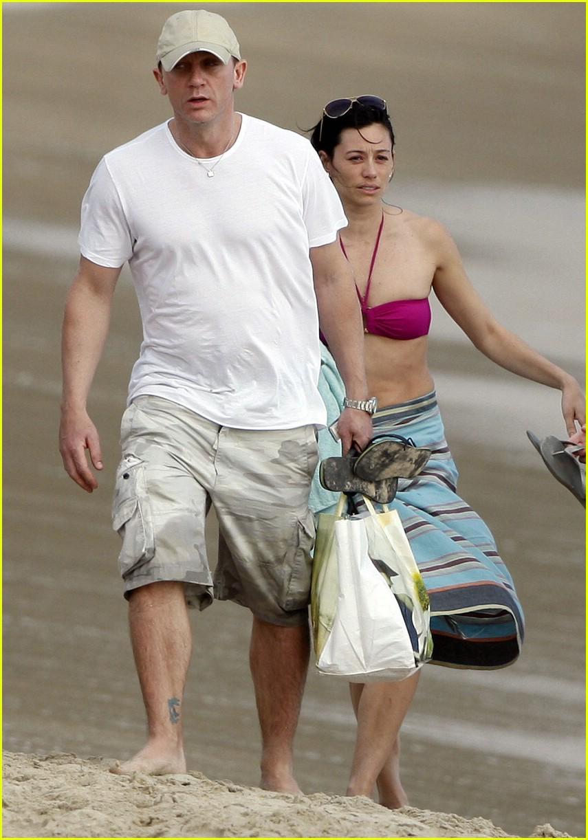 Daniel Craig Daughter Daniel Craig Satsuki