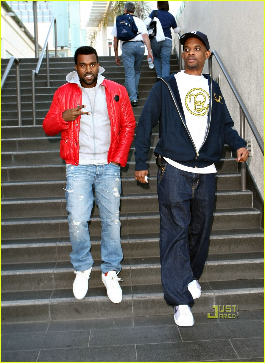 Kanye West: No New Year's Party For Me! Kanye West