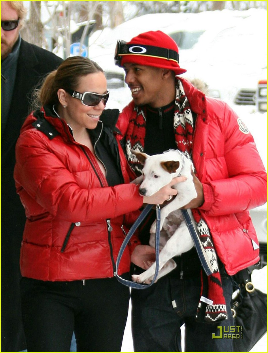 mariah carey nick cannon aspen 01