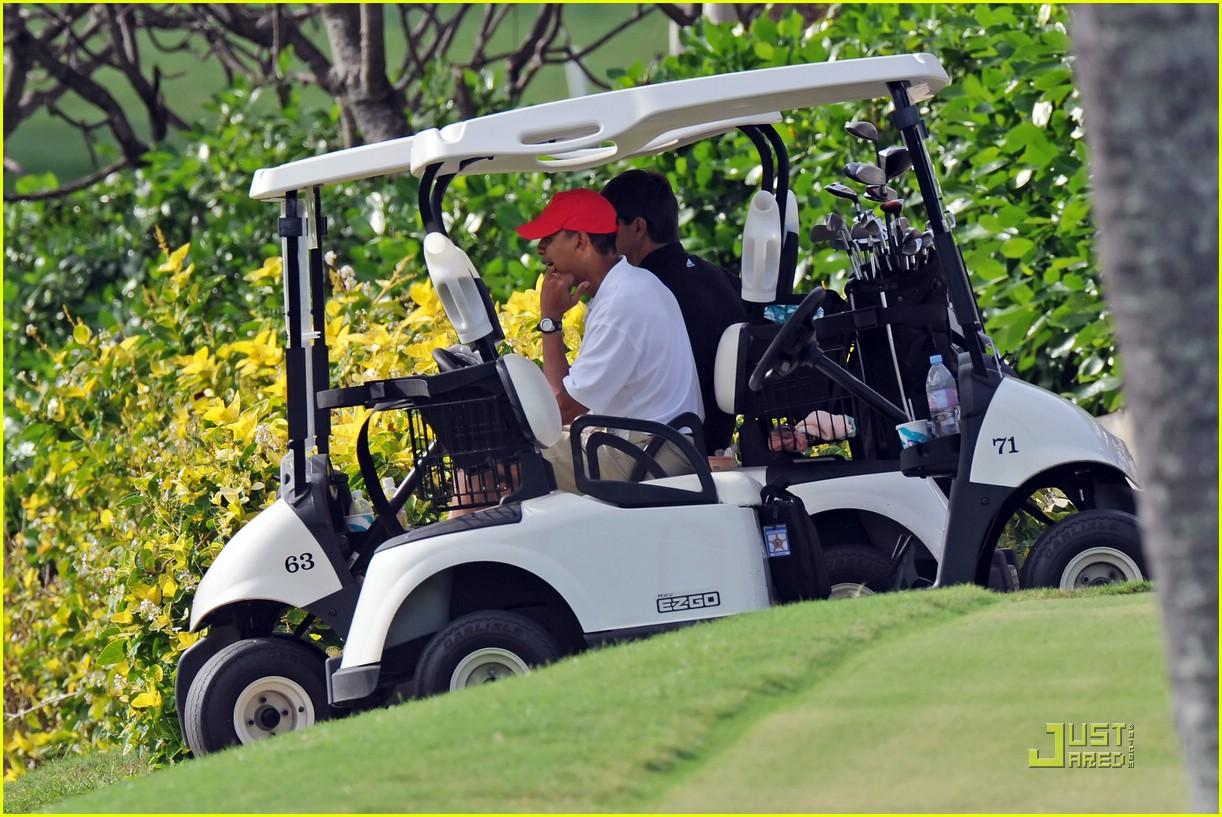 obama golf 231623181