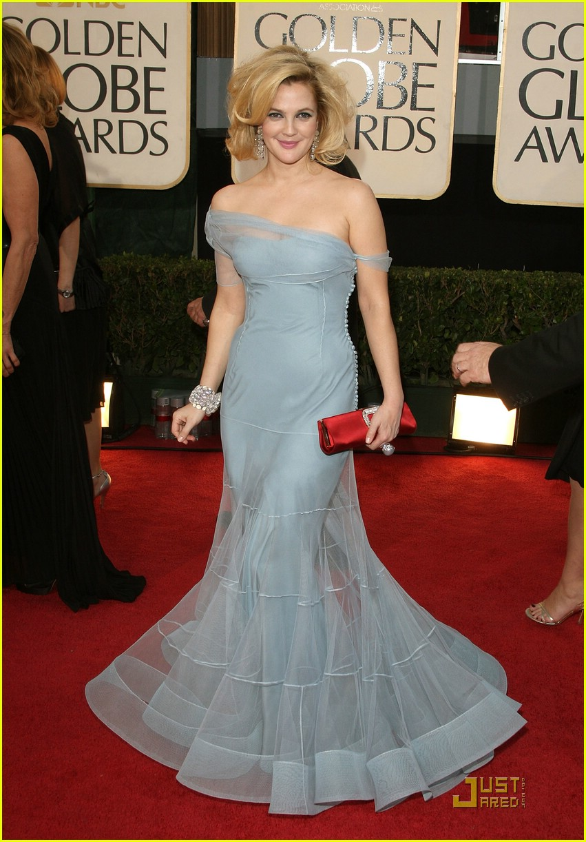drew barrymore golden globes 2009 04