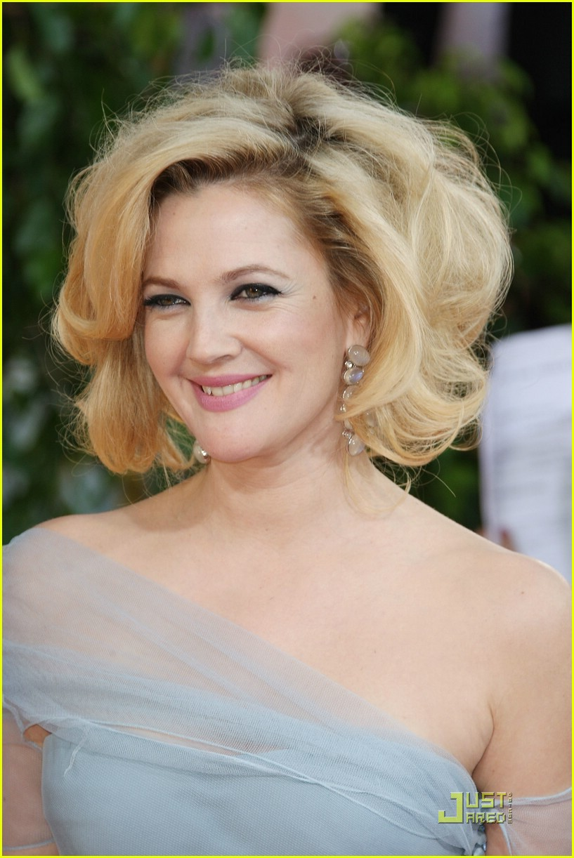 drew barrymore golden globes 2009 15