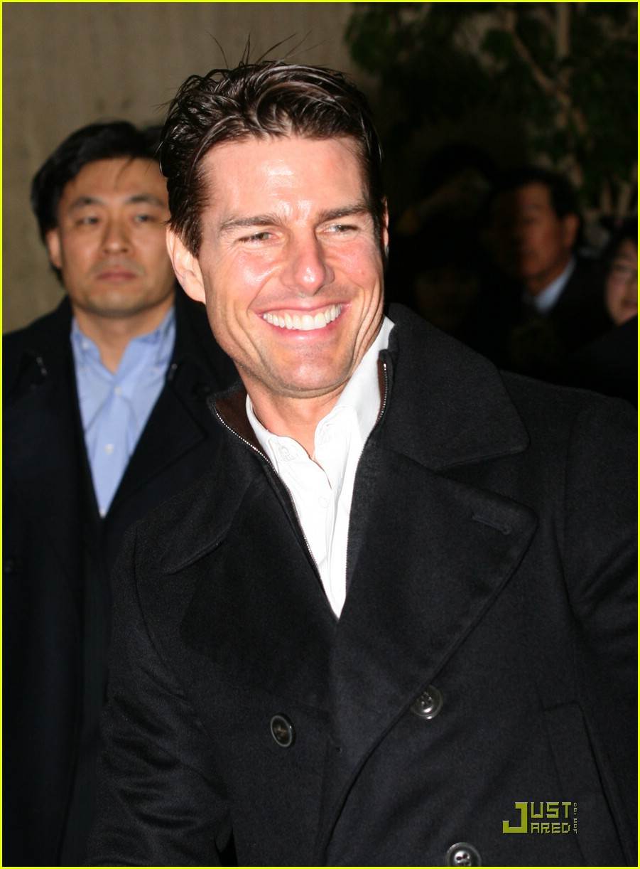 tom cruise seoul south korea 051657821