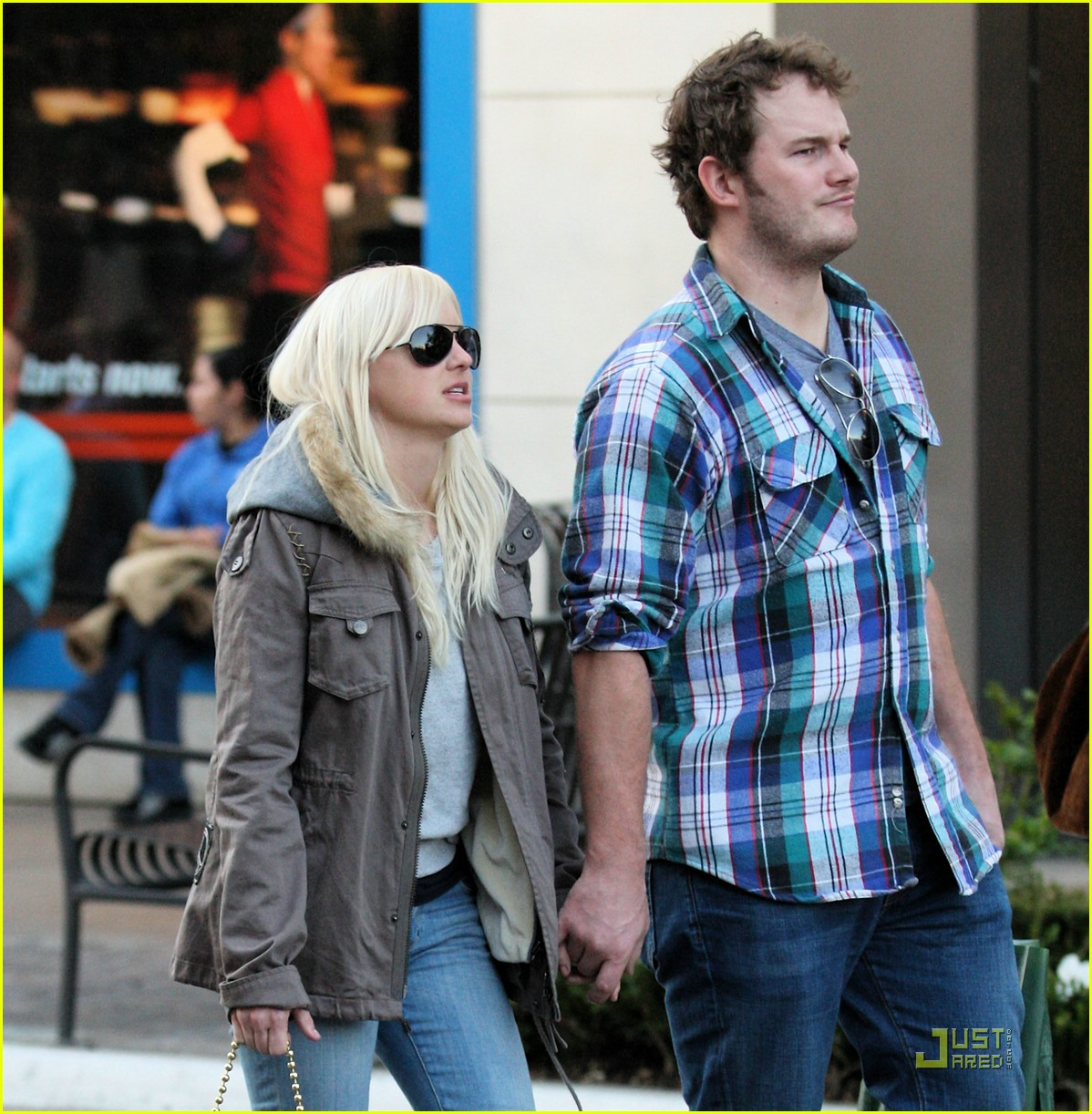 anna faris chris pratt couple 17