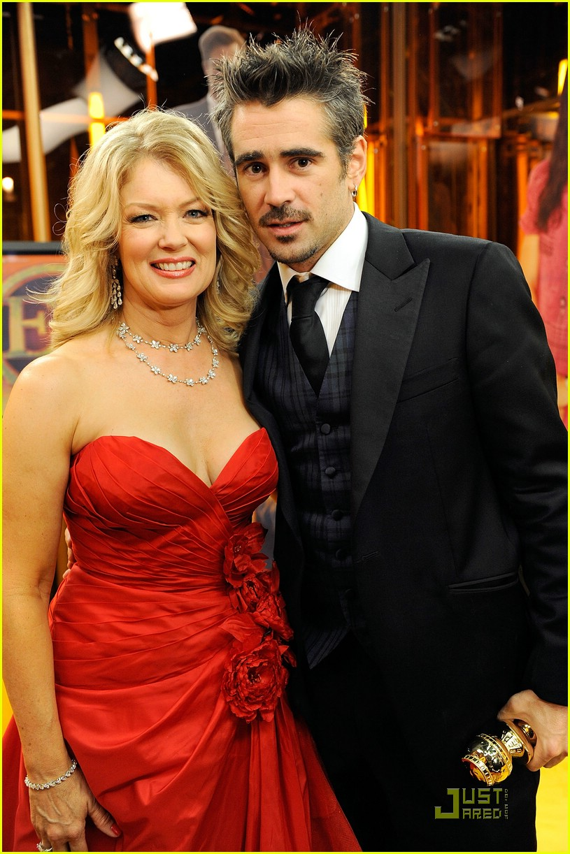 colin farrell golden globes 2009 03