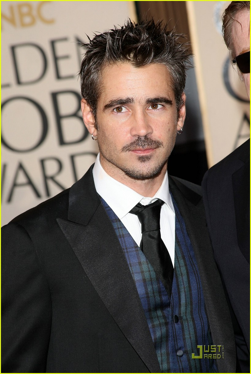 colin farrell golden globes 2009 24