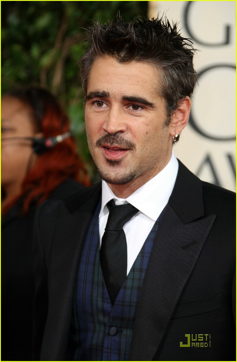 colin farrell golden globes 2009 27