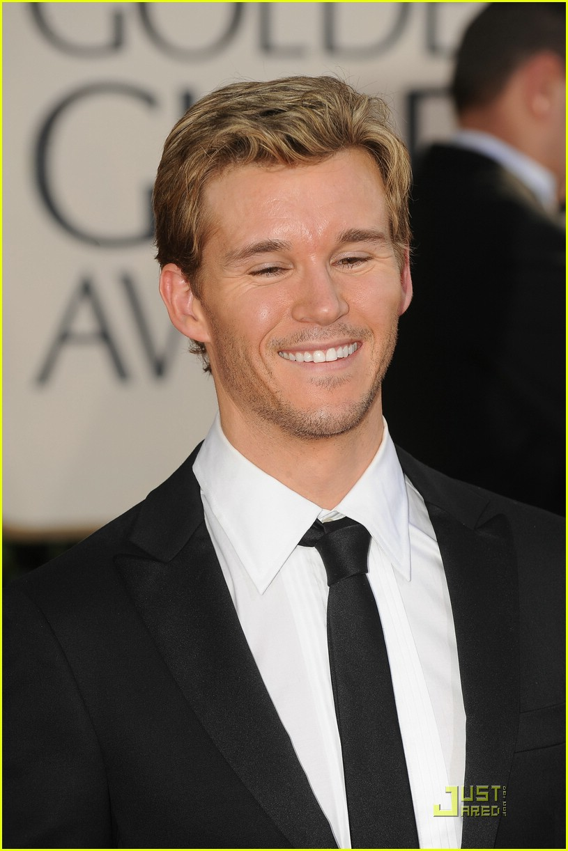 ryan kwanten golden globes 2009 02