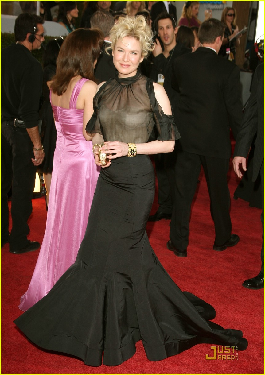 renee zellweger golden globes 2009 01