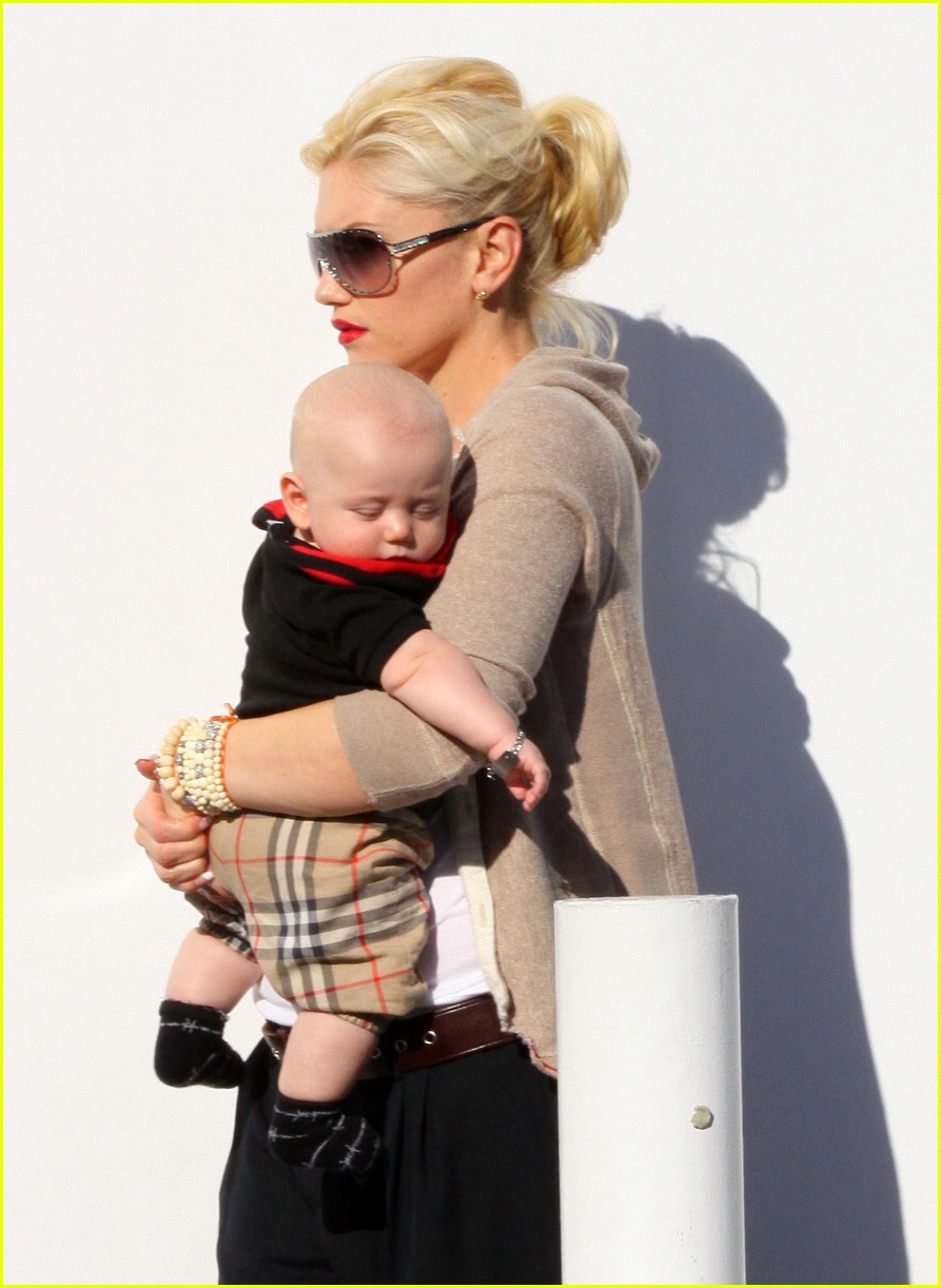 gwen stefani gavin rossdale family time 02