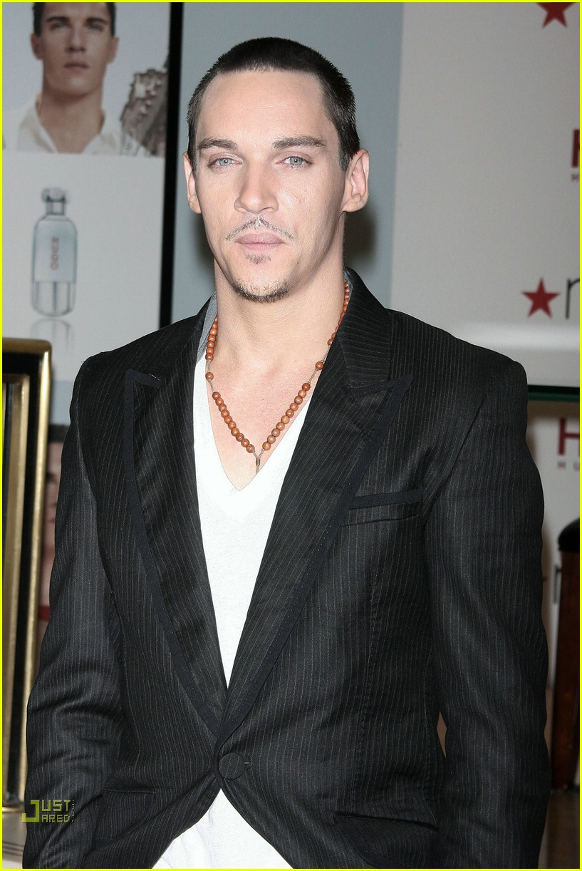 jonathan rhys meyers hugo boss 20