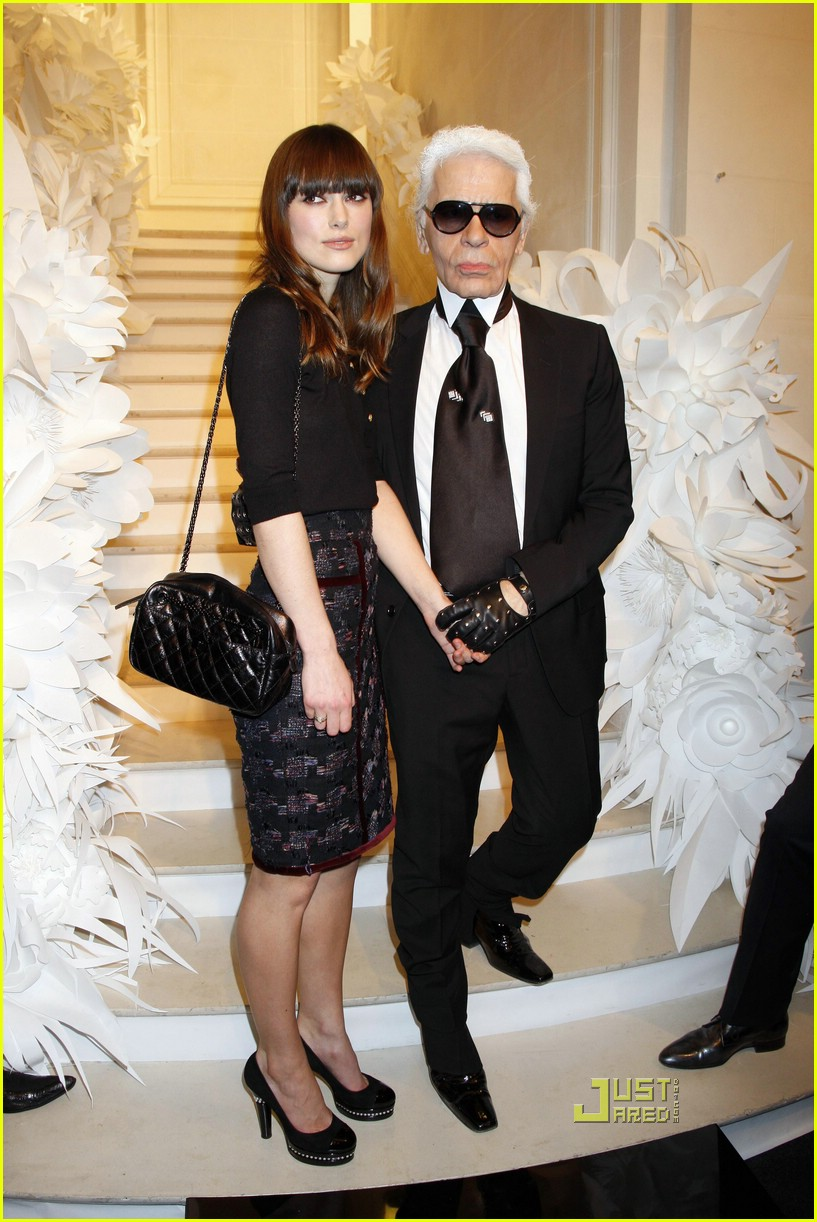 keira knightley karl lagerfeld chanel 14