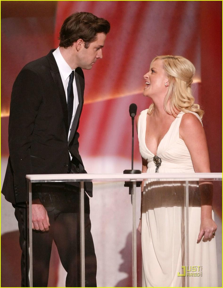 john krasinski emily blunt sag awards 2009 15
