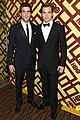 chris pine zachary quinto golden globes 2009 09