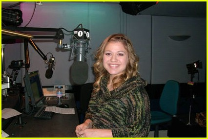 kelly clarkson radio one uk 02