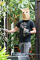 shia labeouf paper bag head 05