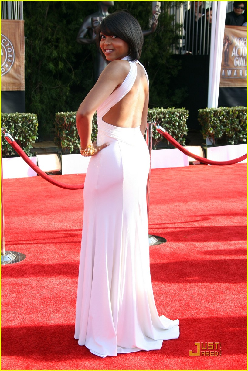 taraji p henson sag awards 2009 04