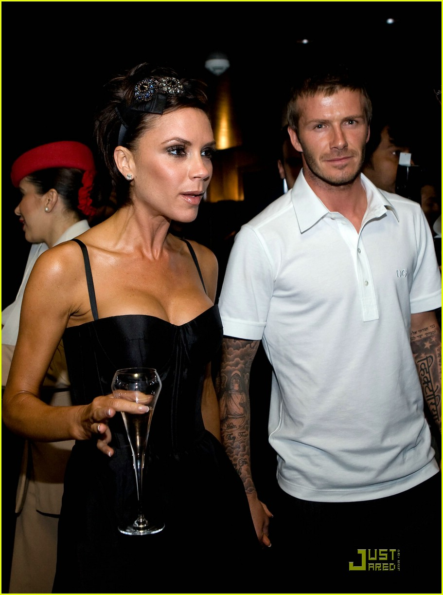 victoria beckham david beckham ac milan 10