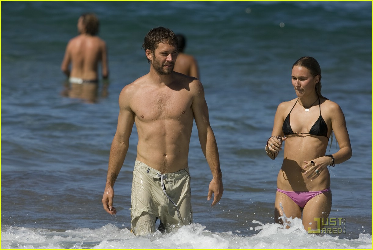 paul walker shirtless 09