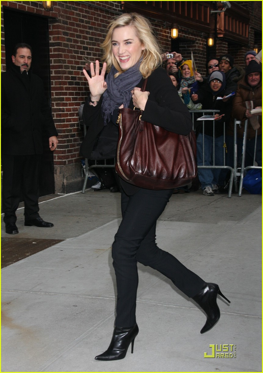 kate winslet late show david letterman 031639711