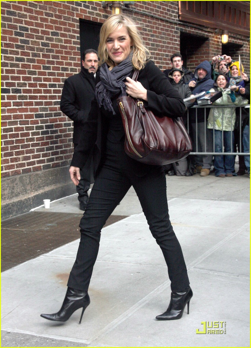 kate winslet late show david letterman 041639721