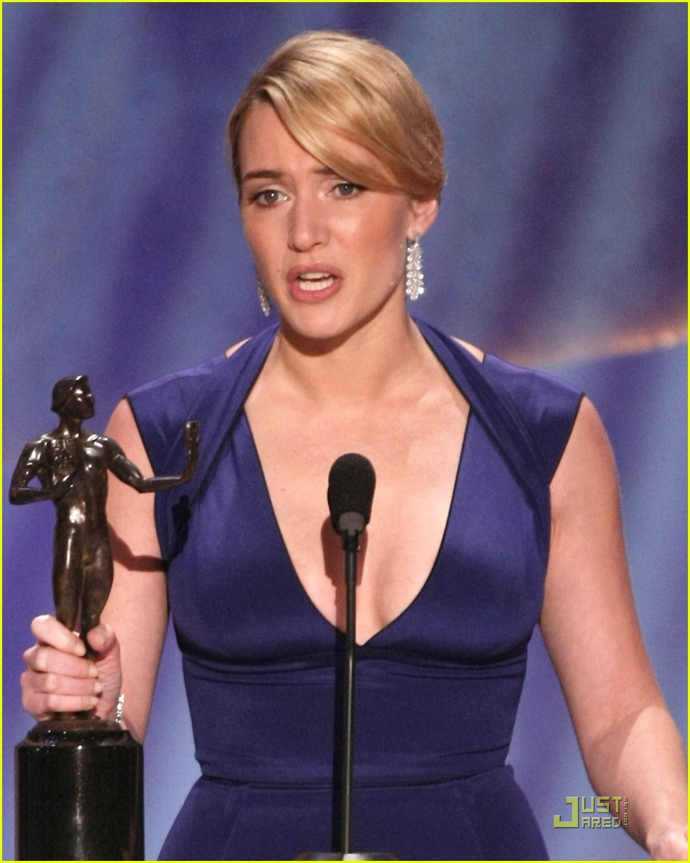 kate winslet sag awards 2009 17