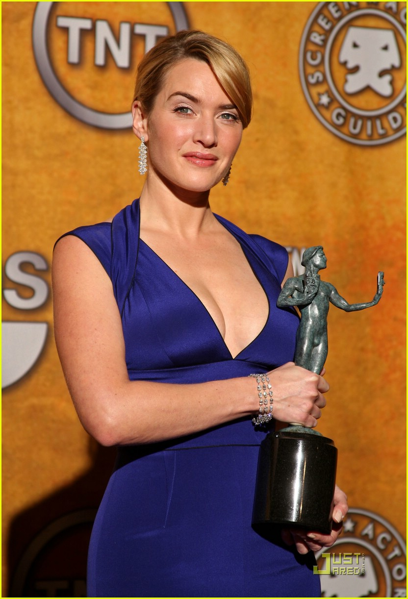 kate winslet sag awards 2009 18