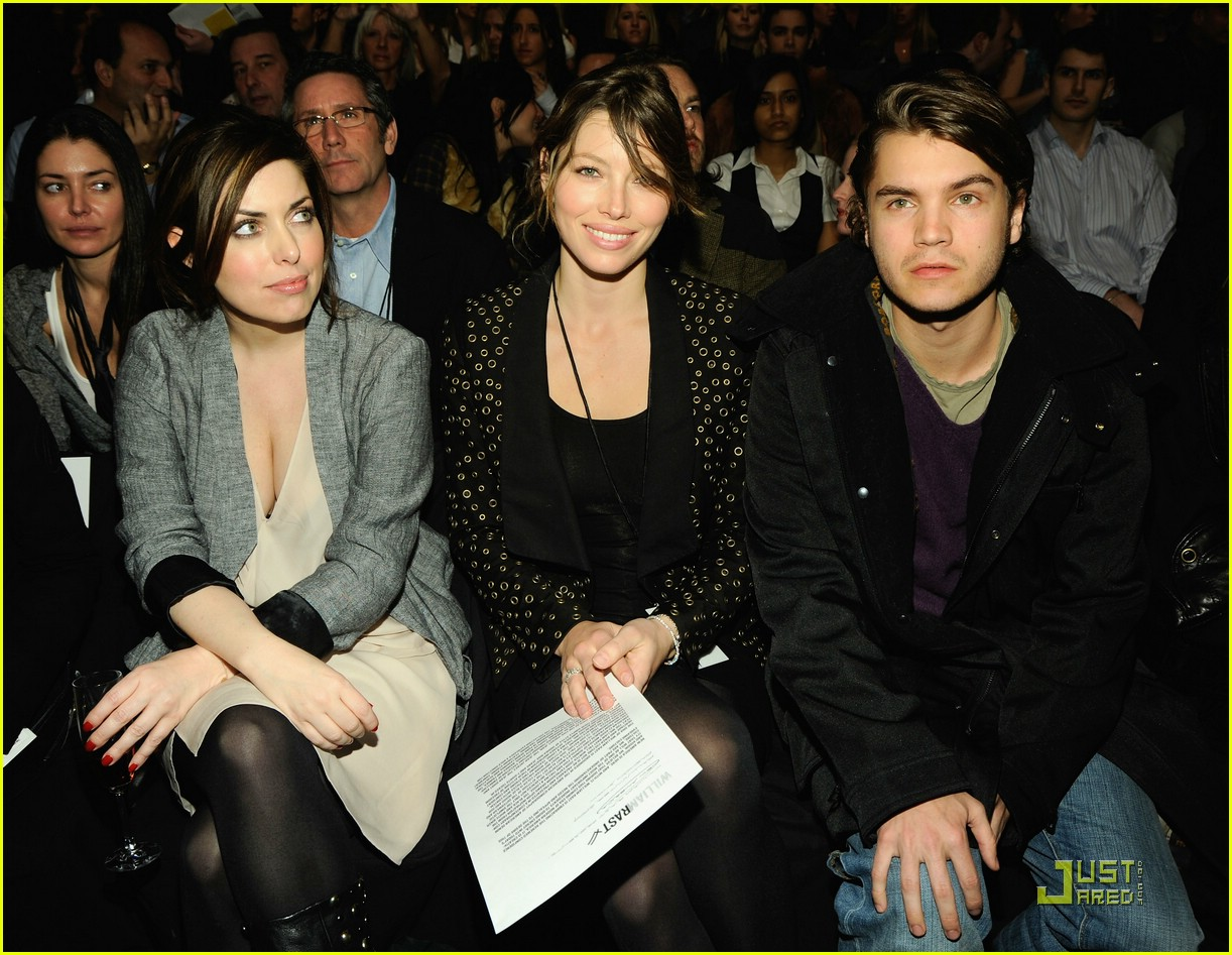 jessica biel william rast fall 2009 031730151