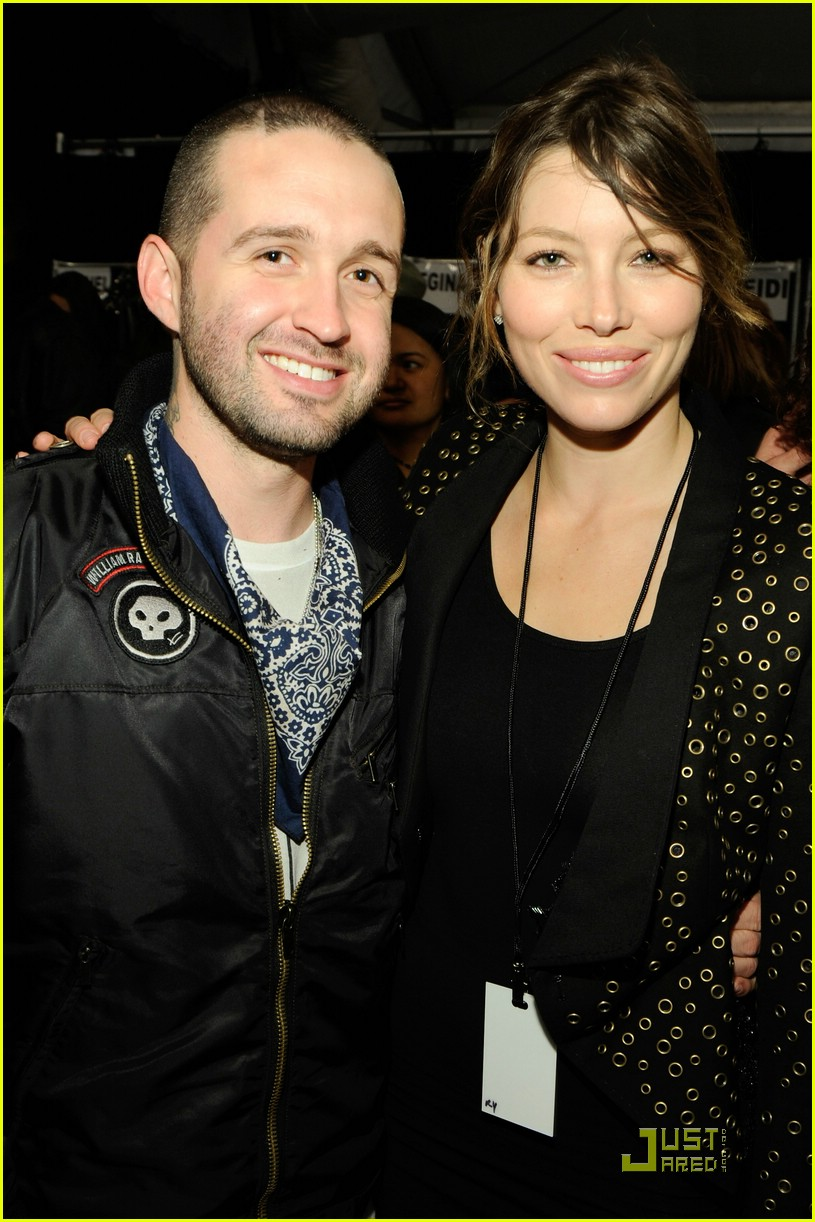 jessica biel william rast fall 2009 22