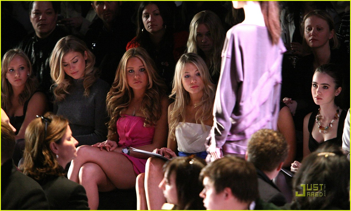amanda bynes fashion week fun 08