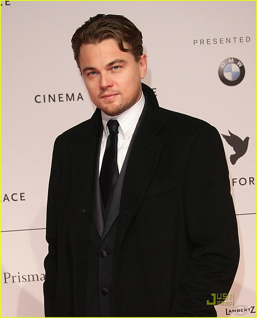 leo dicaprio cinema for peace 01