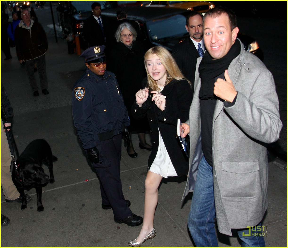 dakota fanning good morning america 03