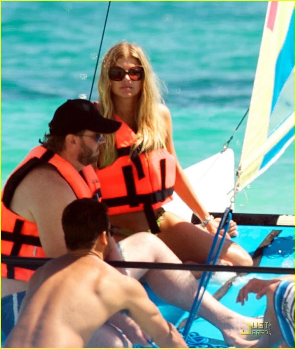 fergie josh duhamel sailboarding 16