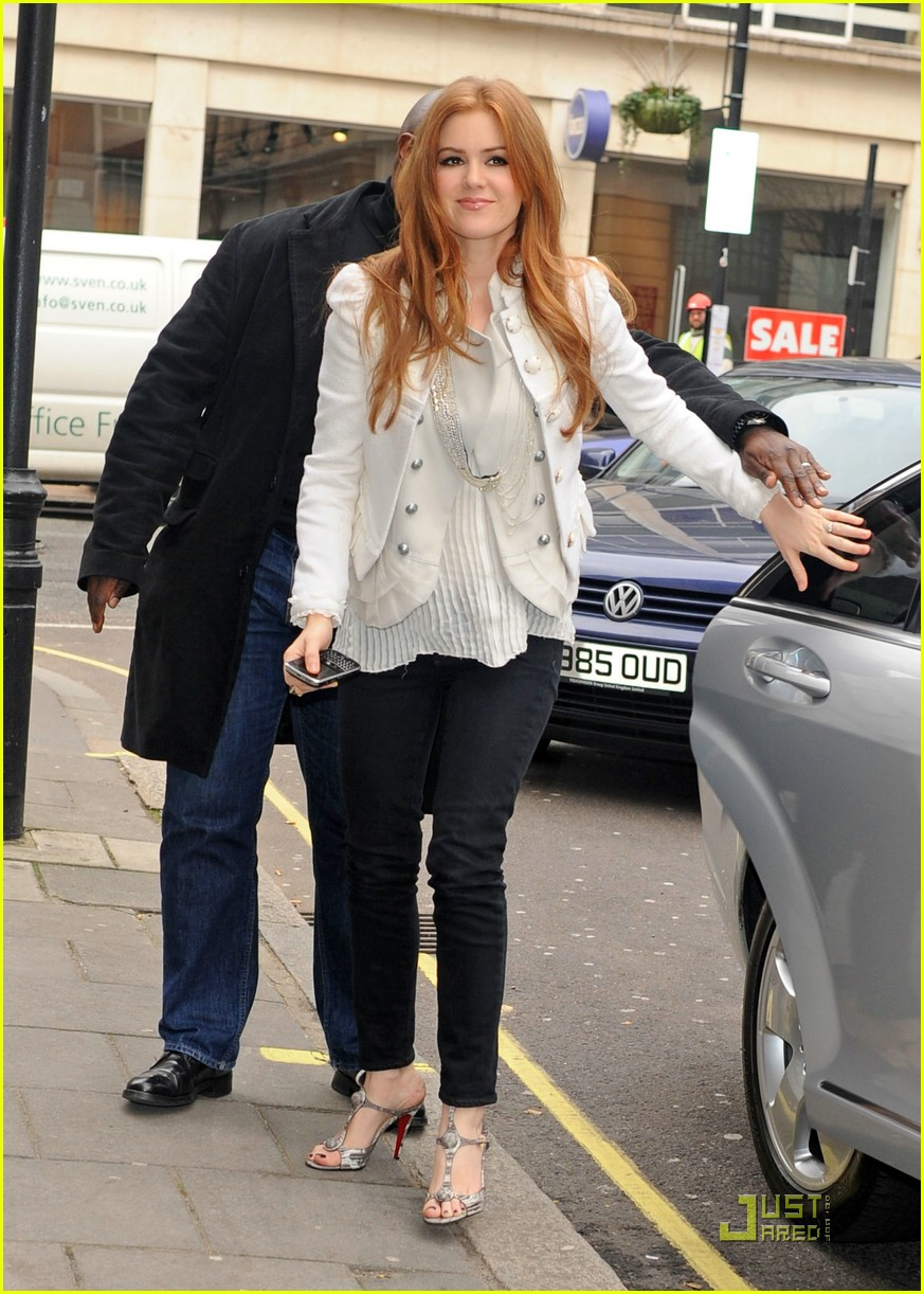 isla fisher radio one 04