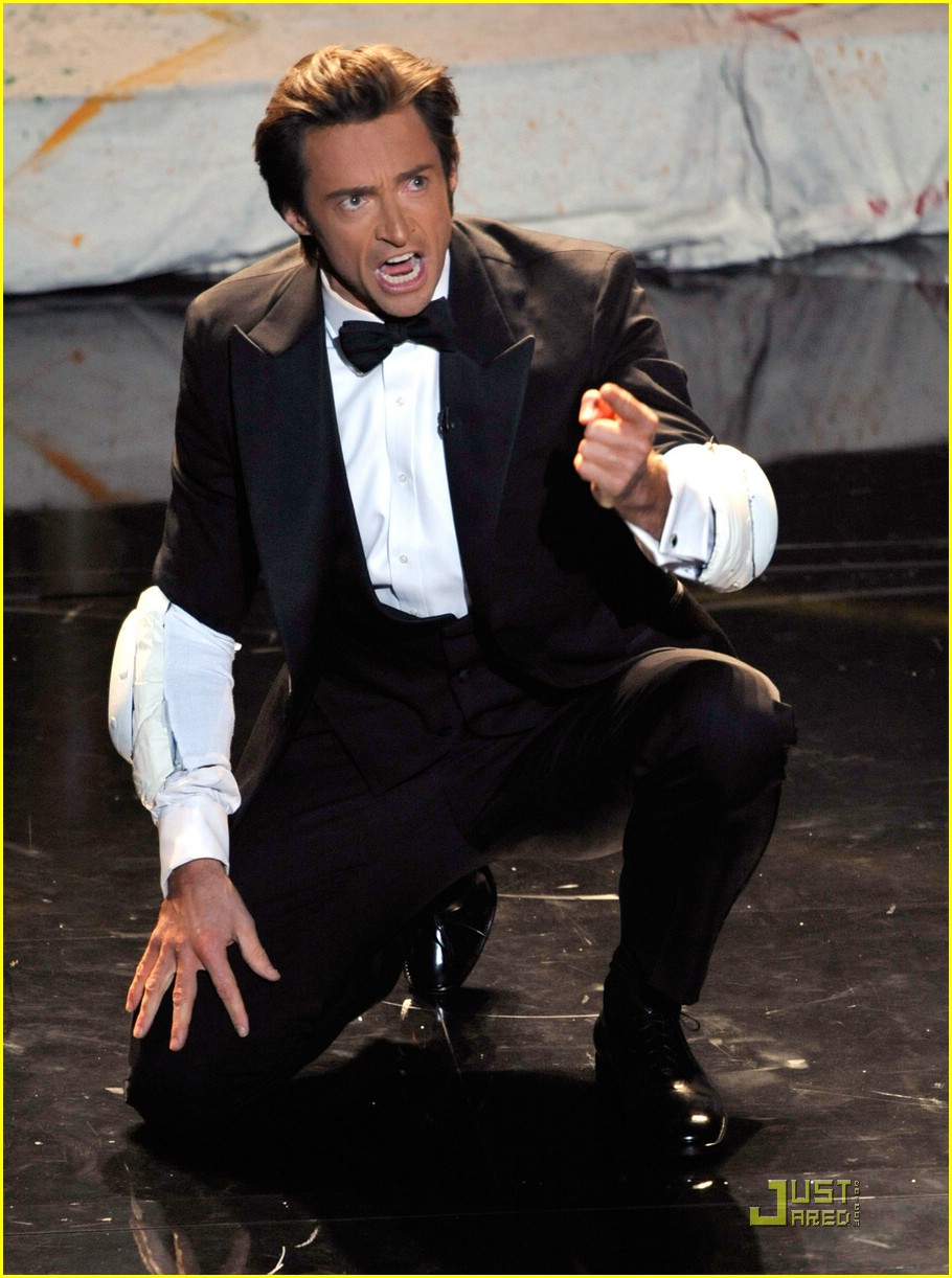 hugh jackman 2009 oscars 05