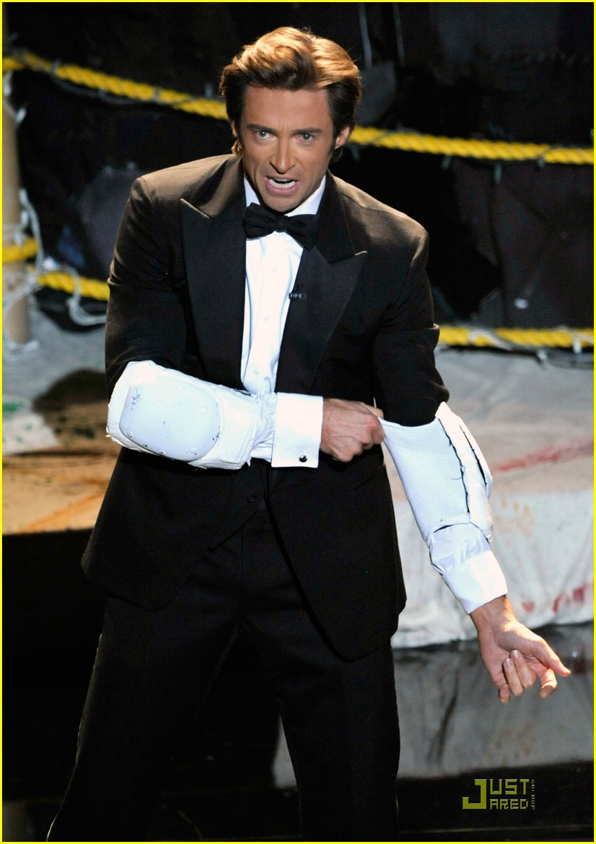 hugh jackman 2009 oscars 31