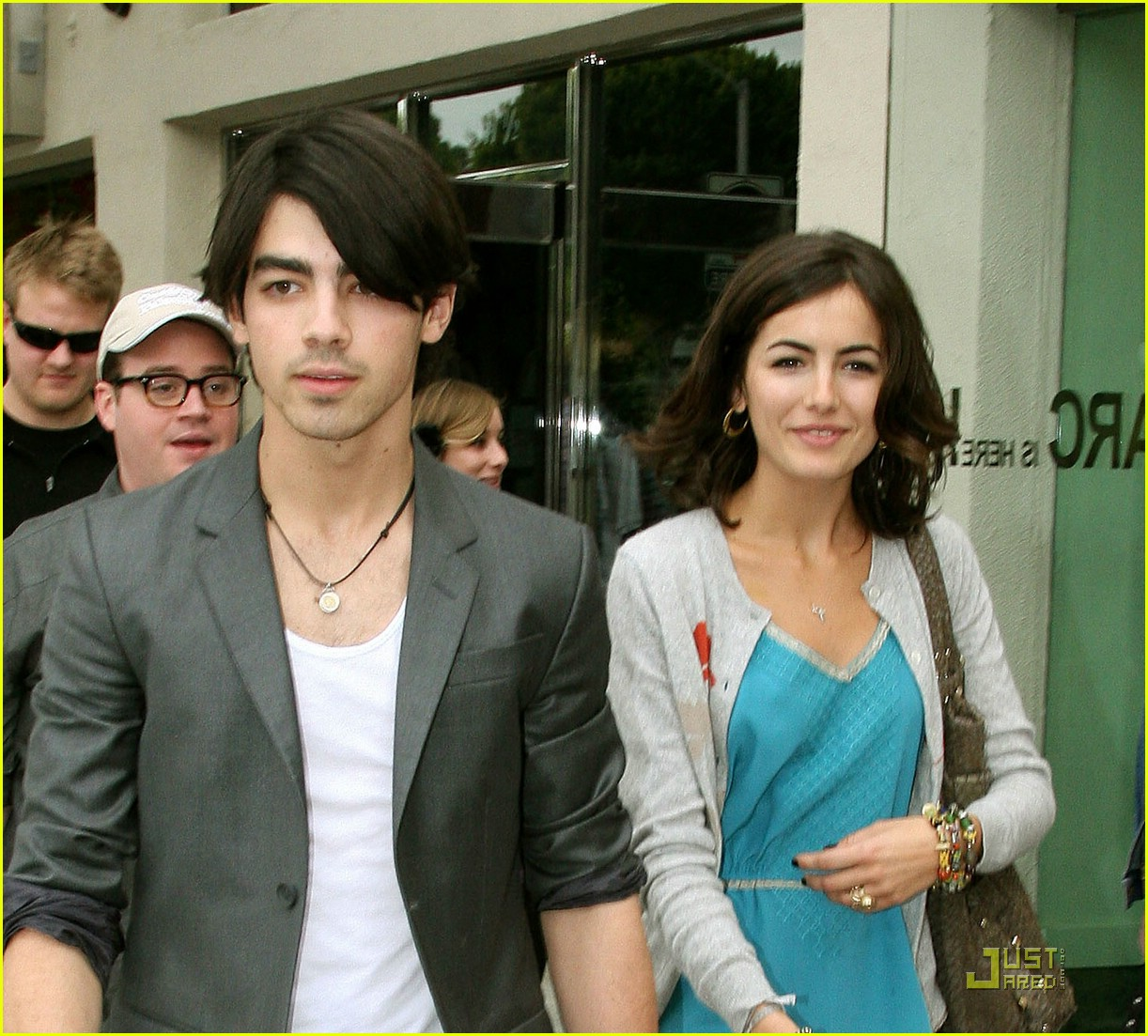 joe jonas camilla belle larchmont lovers 021747851