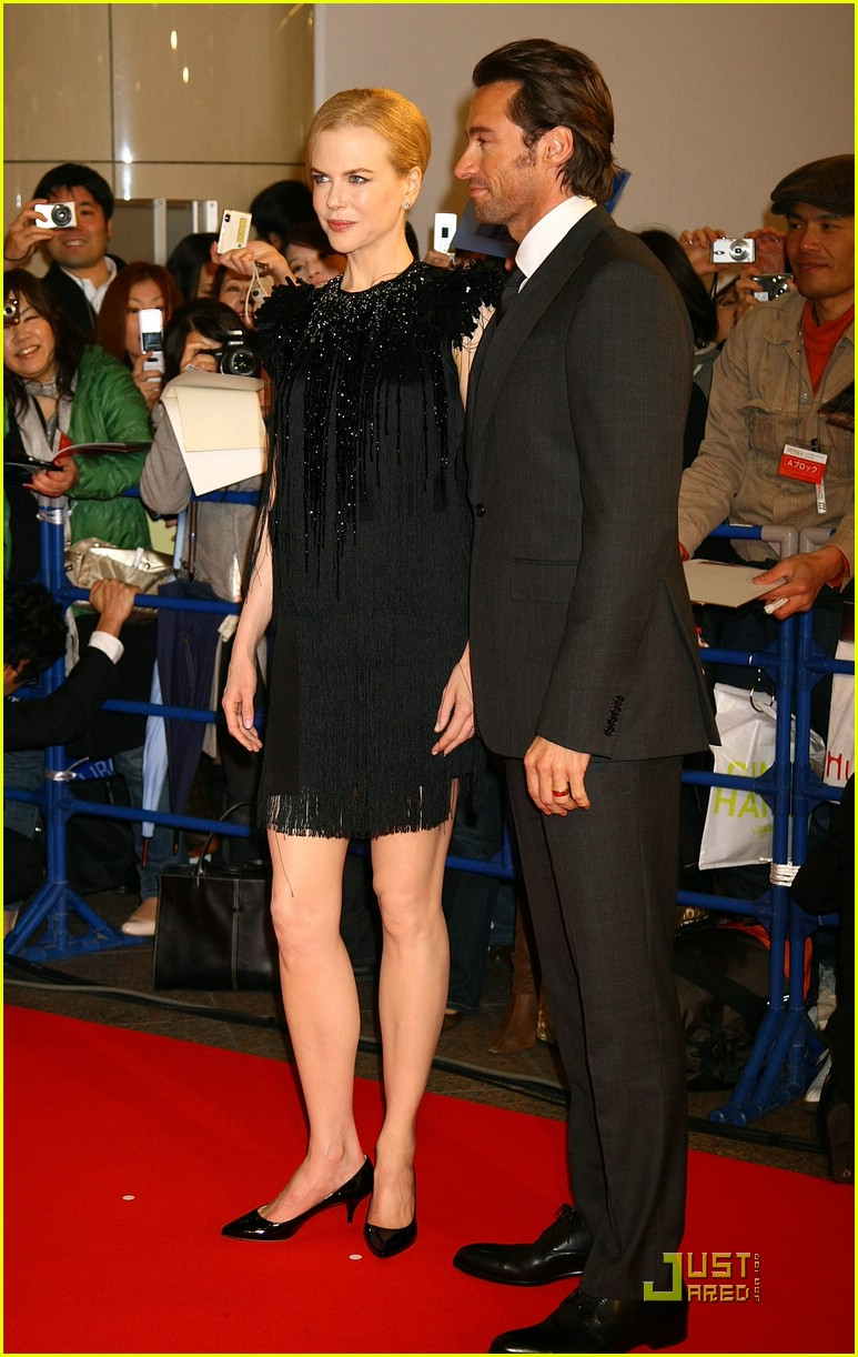 nicole kidman hugh jackman australia tokyo 11