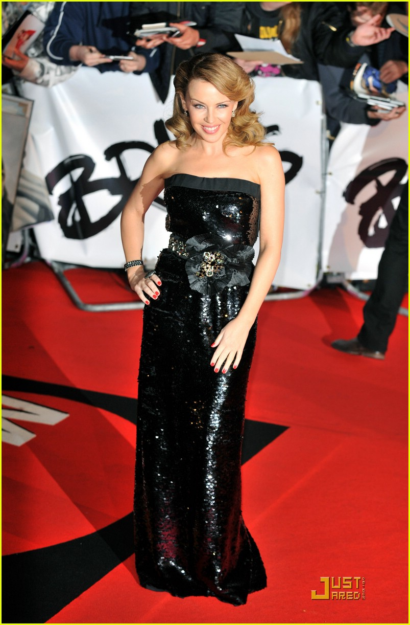 kylie minogue 2009 brit awards 021734191