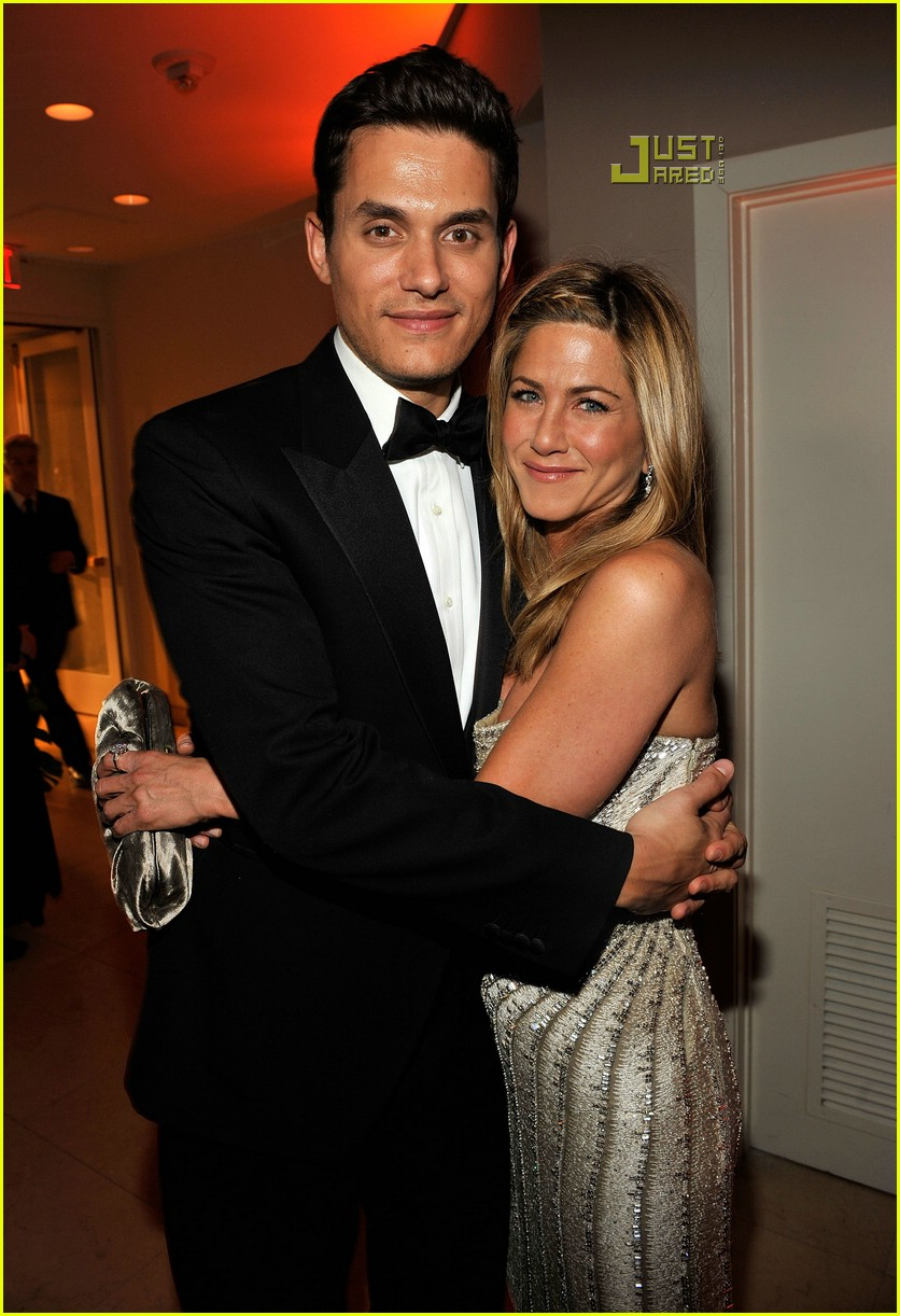jennifer aniston john mayer oscars 2009 1
