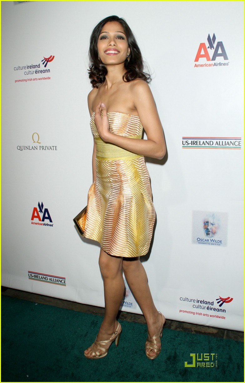 freida pinto honoring the irish 04