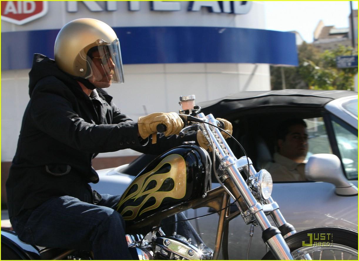 brad pitt motorcycle madness 051724651