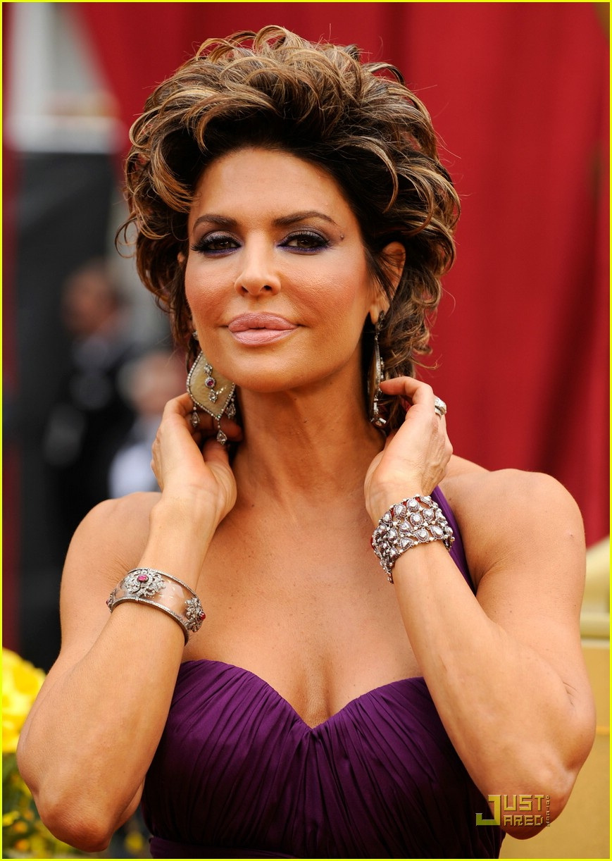 lisa rinna 2009 oscars 10