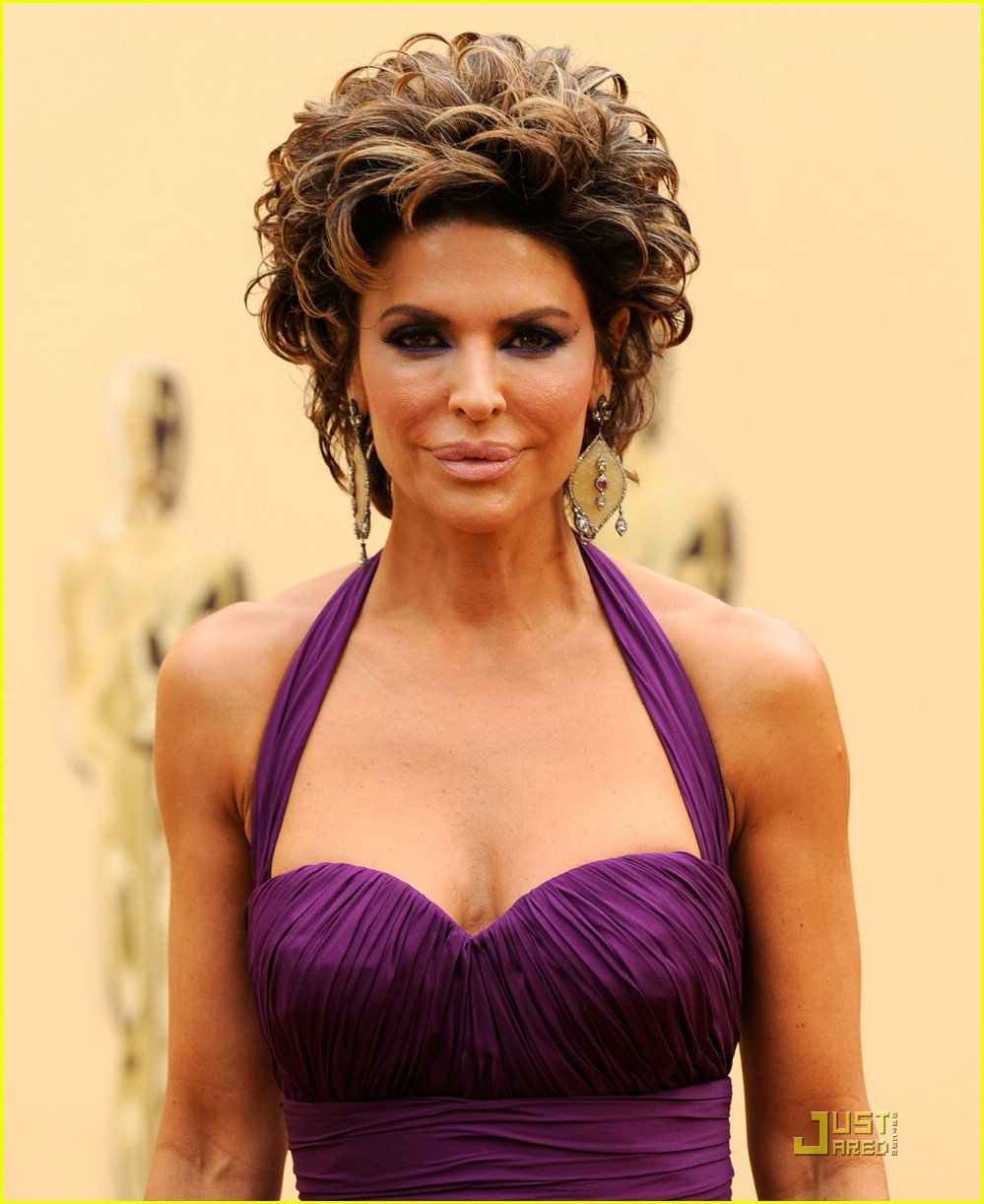lisa rinna 2009 oscars 6