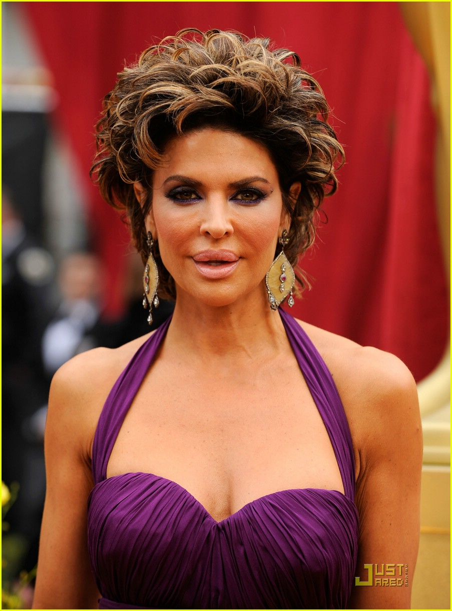 lisa rinna 2009 oscars 9