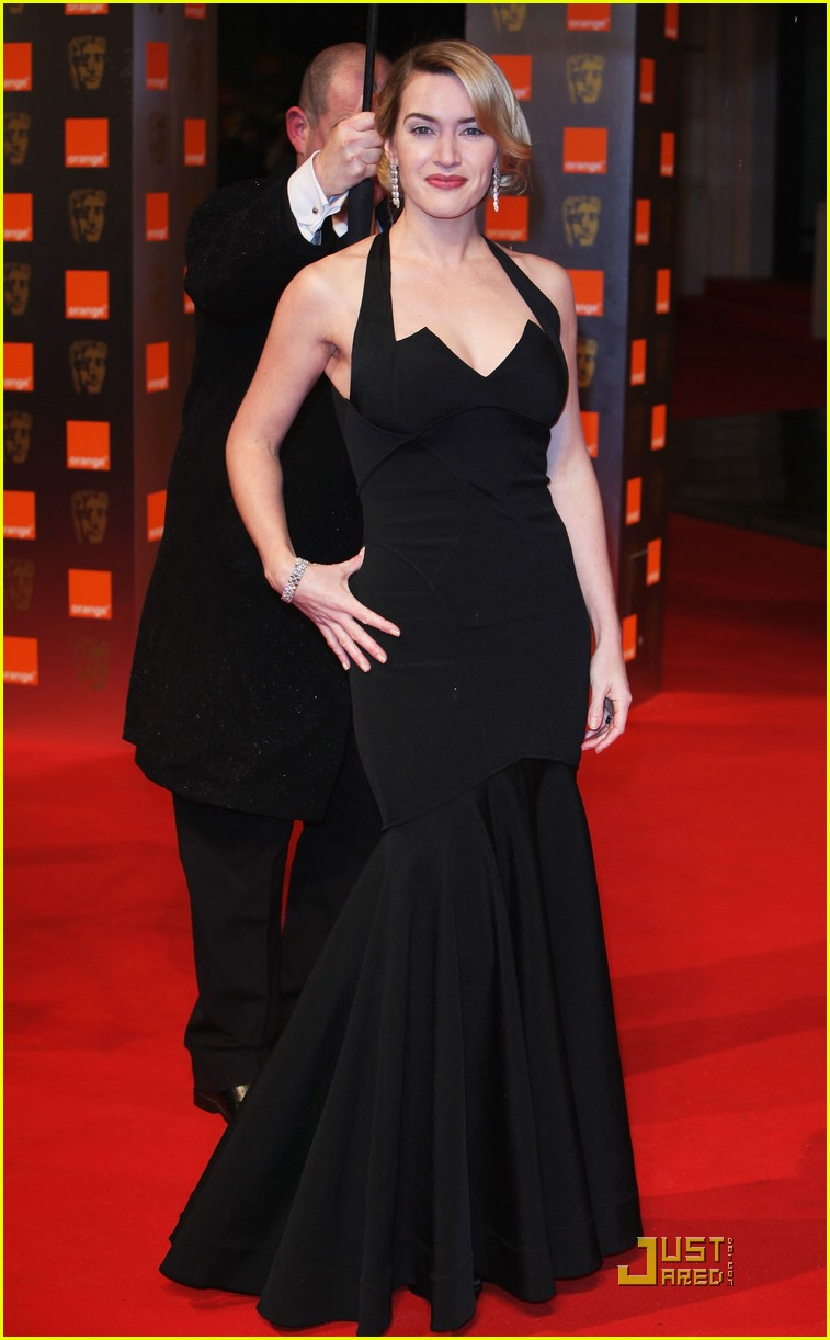 kate winslet bafta awards 10