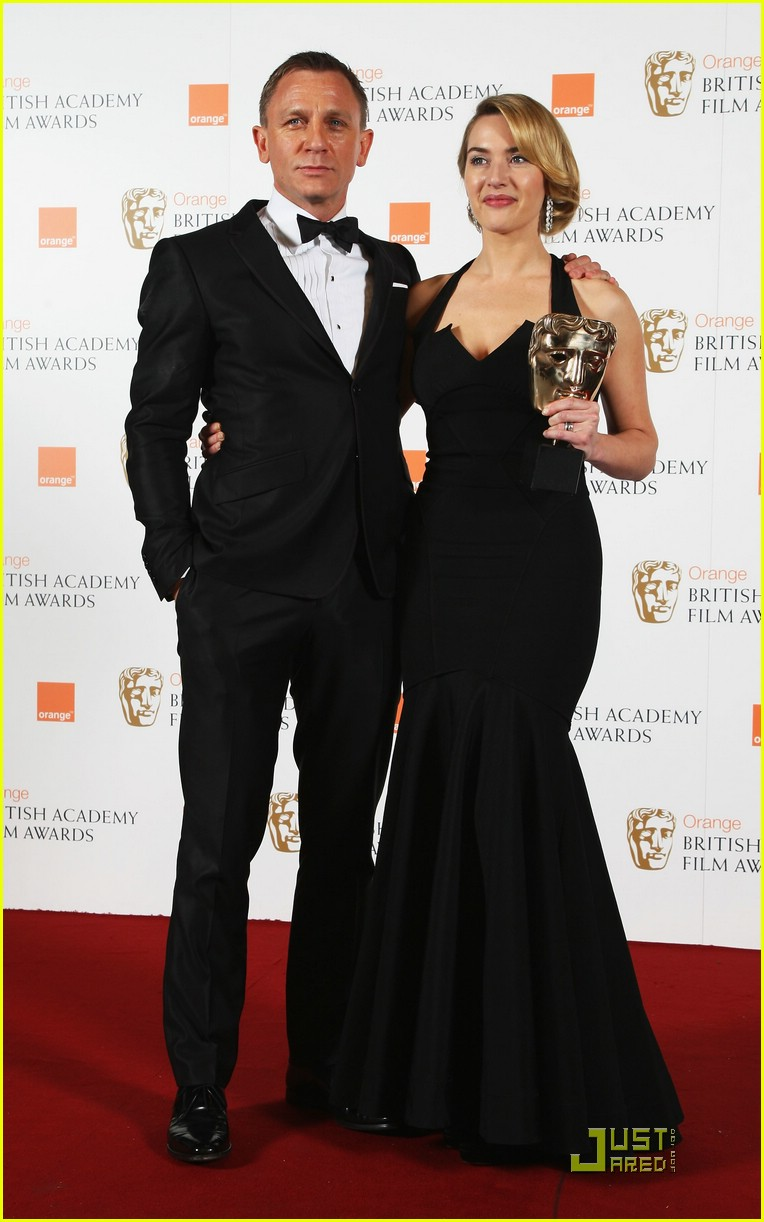 kate winslet bafta awards 16