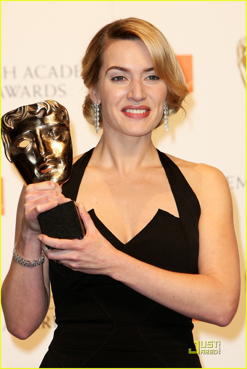 kate winslet bafta awards 23